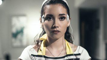 Future Darkly Model Citizen Aria Lee